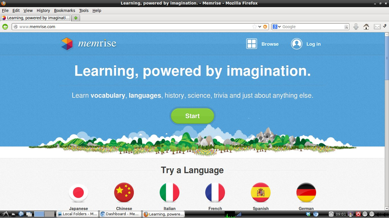 An overview of Memrise   peakmemory